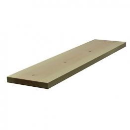 Redwood Planed Timber Standard 32mm X 225mm Finished Size 27mm X 215mm