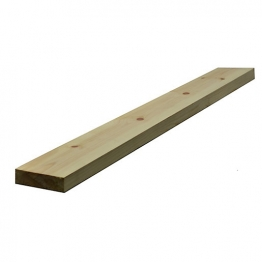 Redwood Planed Timber Standard 32mm X 115mm Finished Size 27mm X 108mm