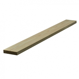 Redwood Planed Timber Best 25mm X 100mm Finished Size 20.5mm X 94mm