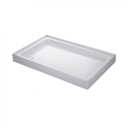 Mira Flight 1.1783.029.wh Shower Tray 4 Upstands And Waste 800x1200mm