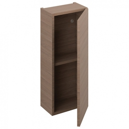 Iflo Aliano Wall Unit Walnut Including 1 Door 300mm X 190mm