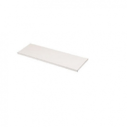 Plastic Laminated Chipboard Shelving White 15 X 2440 X 762mm