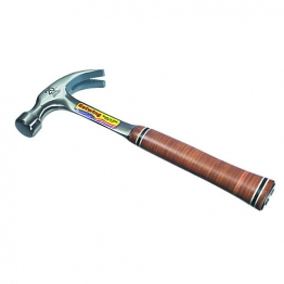 Estwing Curved Claw Hammer Leather Grip 20oz