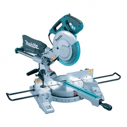 Makita 110v Corded 260mm 1430w Sliding Compound Mitre Saw With Lazer Site Ls1018l/1