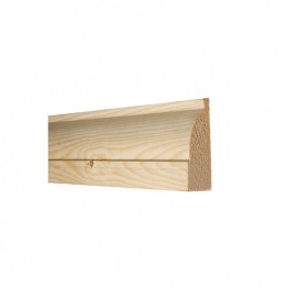 Architrave Ovolo Standard Pattern 433s 25mm X 75mm Finished Size 20mm X 69mm
