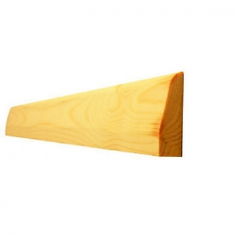 Architrave Chamf & Round Std Pattern 621s 25mm X 75mm (fin Size 20mm X 69mm)