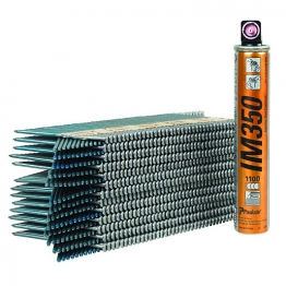 Paslode 141267 Hot Dipped Galvanised Smooth Handy Pack 90mm X 3.1mm