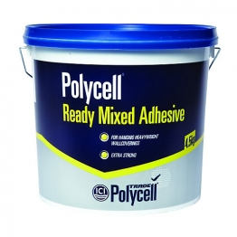 Polycell Ready Mixed Trade Adhesive 4.5kg