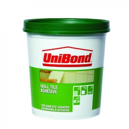 Unibond Waterproof Wall Tile Adhesive Economy 1l
