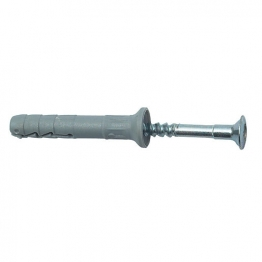 Rawlplug Hammer-in Fixing 8mm X 80mm Pack 20