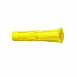 Uno Yellow Plug 5mm Card 96 68-500