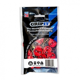 18mm Gripit Plasterboard Fixings Pk 25 Red