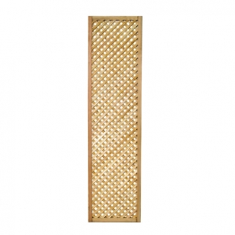 Forest Garden Wisley Lattice Panel 1800 Mm X 450mm