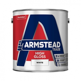 Armstead Trade High Gloss White 5l