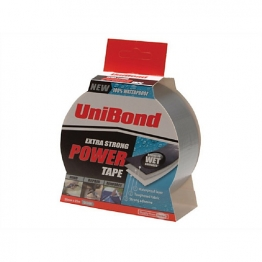 Unibond Power Tape Silver 50mm X 25m