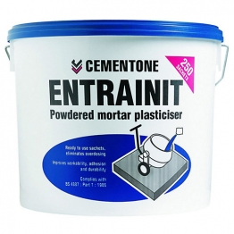 Cementone Entrainit Powdered Mortar Plasticiser 3kg