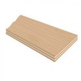 Manthorpe Coverboard 123 X 12 X 2440mm