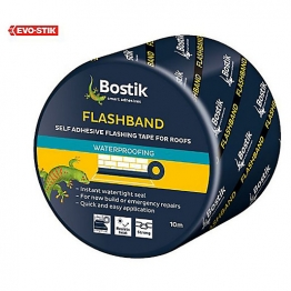 Evo-stik Flashband Grey 50mm X 10m