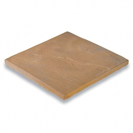 Bradstone Traditional Old Riven Autumn Bronze Paving Slab 600mm X 600mm X 35mm