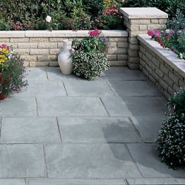 Old Riven Patio Pack Autumn Silver 23 5.1 M2