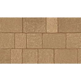 Marshalls Drivesett Tegula Block Paving Harvest 320 X 240 X 50mm