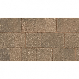 Marshalls Drivesett Tegula Block Paving Hazelnut 320 X 240 X 50mm