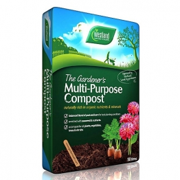 J Arther Bowers Multi Purpose Compost 50ltr