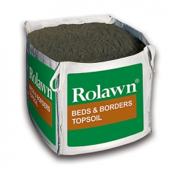 Rolawn Beds And Borders Topsoil Bulk Bag