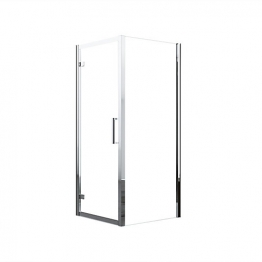 Novellini Kuadf87-1k Kuadra Side Panel Adjustable 870mm