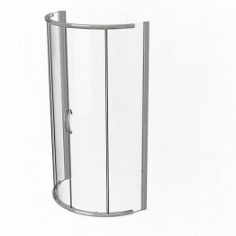 Kudos 3scdos91s Offset Curved Slider Centre Access Silver