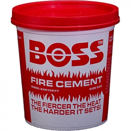 Boss? 1kg Tub Fire Cement Ps