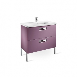 Roca 855712577 The Gap Unik Basin And Base Grape 800mm