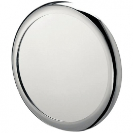 Iflo Ascot Bathroom Mirror Chrome 180mm X 155mm X 340mm