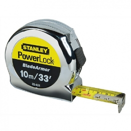 Stanley Powerlock Tape 10m (30ft)
