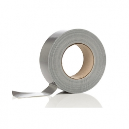 Silver Cloth Duct Tape 50mm X 50m
