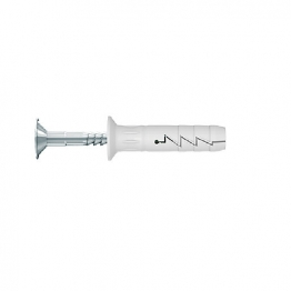 Rawlplug Countersunk Hammer In Fixings 120mm X 7.9mm Pack Of 20