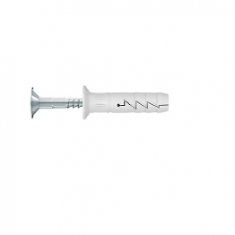 Rawlplug Countersunk Hammer In Fixings 100mm X 7.9mm Pack Of 20