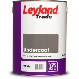 Leyland Undercoat 5l White Paint
