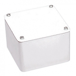 Mk Egatube Conduit 75 X 75 X 53mm Adaptable Box White Mab2whi