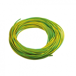 4trade Earth Sleeving Green / Yellow 25m