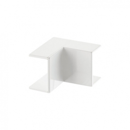Mk Ega Mini Trunking Internal Corner 16 X 16mm White Yai1bqwhi