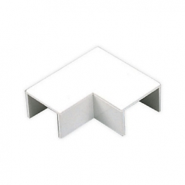 Mk Ega Mini Flat Angle 16 X 16mm White Yaf1bqwhi