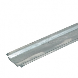 Mk 25mm Galvanised Steel Channeling 2m Gst25bqcha