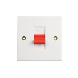 4trade Double Pole Switch 45amp