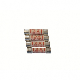 4trade Fuses 3 Amp (pack Of 4)