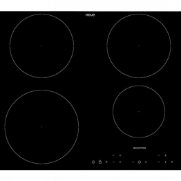 Neue 60 Cm 4 Ring Induction Hob Touch Control Black Frameless - Ih601fl