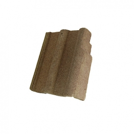 Redland Double Roman Right Hand Cloaked Verge Cotswold Roofing Tile