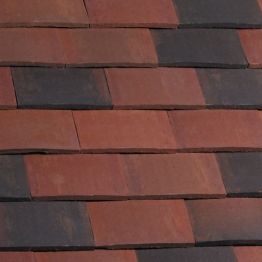 Eternit Acme Dark Brindle Double Camber Roofing Tile