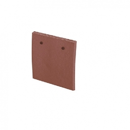 Eternit Acme Red Smooth S/c Eave Roofing Tile