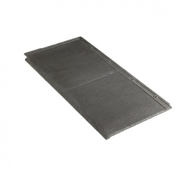 Redland Cambrian Double Slate Slate Grey Pre Weathered Roofing Tile